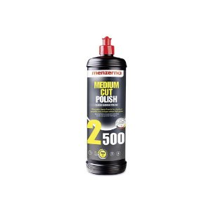 Polidor de Refino Medium Cut Polish 2500 Menzerna 1L