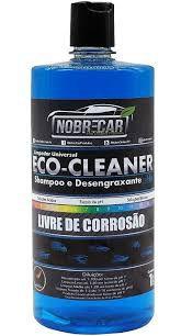 ECO-CLEANER SHAMPOO E DESENGRAXANTE CONCENTRADO 1L - NOBRECAR