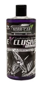 EXCLUSIVE CONDICIONADOR DE PNEUS 500ML - NOBRECAR