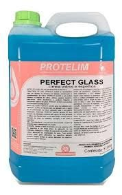 PERFECT GLASS LIMPA VIDROS E ESPELHOS 5L - PROTELIM