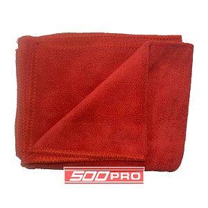 Toalha de Microfibra Vermelha 400GSM (40X60) by SGCB