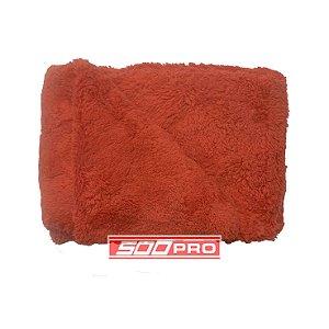 Toalha de Secagem Vermelha 500GSM (40X60) by SGCB