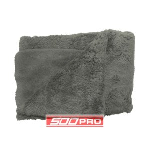 Toalha para Secagem Cinza 500GSM (40x60) by SGCB