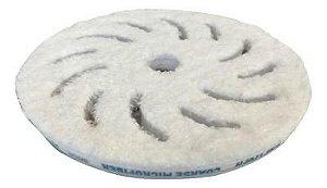 """Boina de Microfibra Azul Coarse Corte 6"""" - Rupes"""