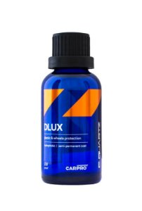 CQUARTZ DLUX  KIT 100 ML PARA PLASTICOS E BORRACHA - CARPRO