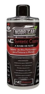 NC Synthetic Coating Selante de Alta Performance 500ml - NobreCar