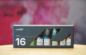 CUBE BOX 16 PRODUTOS 50ML - CARPRO