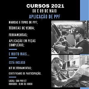 APLICAÇÃO DE PPF - ESPECIALIZAÇÃO PROFISSIONAL