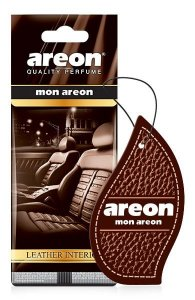 AROMATIZANTE LEATHER INTERIOR - AREON MON