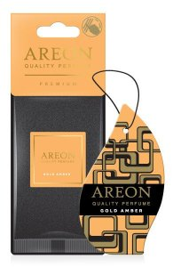 AROMATIZANTE GOLD AMBER - AREON PREMIUM