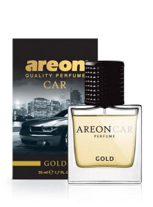 PERFUME PARA CARROS GOLD 50ML - AREON