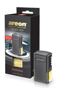 AROMATIZANTE PARA PAINEL BLACK BOX PLATINUM - AREON CAR