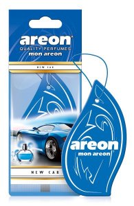 AROMATIZANTE NEW CAR - AREON MON