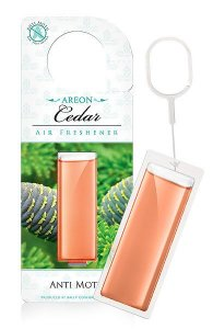 AROMATIZANTE ANTI TRAÇA CEDAR - AREON ANTI MOTH