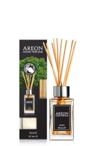 AROMATIZANTE DIFUSOR DE AMBIENTE BLACK 85ML - AREON HOME