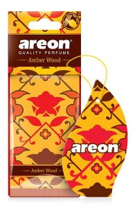 AROMATIZANTE AMBER WOOD - AREON MON
