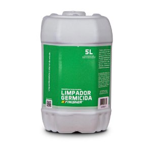 LIMPADOR GERMICIDA 5L - FINISHER