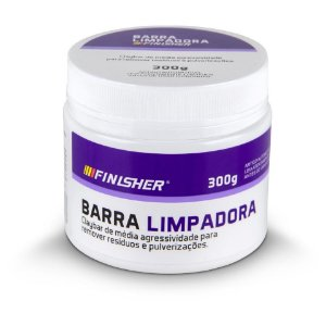 BARRA LIMPADORA CLAY BAR 300G - FINISHER