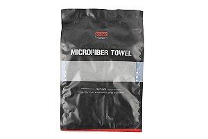 TOALHA DE MICROFIBRA COATING CINZA 40X40CM 320GSM - SGCB