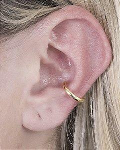Piercing fake dourado mar