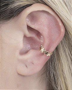 Piercing fake dourado what