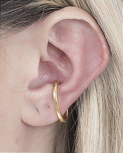 Piercing fake dourado labres