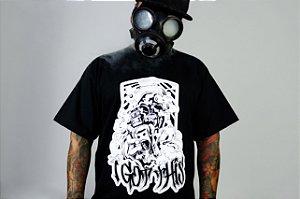 Camiseta GasMask