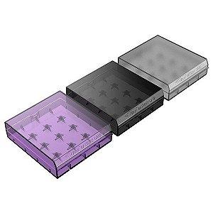 Case de Bateria 18650 - ( para 4 baterias) - Nao acompanha bateria.