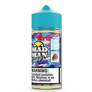 Mad Man - Raspberry Ice - 100ml