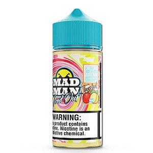 Mad Man - Twisted Strawberry Lemon Ice - 100ml