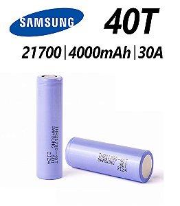 Bateria Samsung 40T - (21700) - VALOR UNITARIO