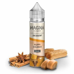 Magna Fluffy Churros