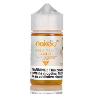 Naked Amazing Mango Ice