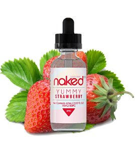 Naked Triple Strawberry (Yummi Strawberry)