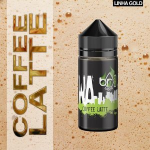 Juice - BRLiquid Coffee Latte - Linha Gold