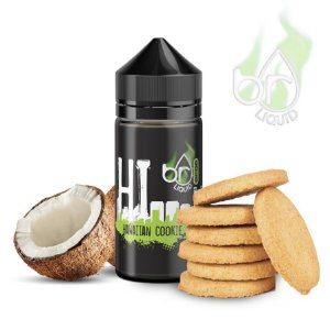 Juice - BRLiquid Hawaiian Cookie - Linha Gold