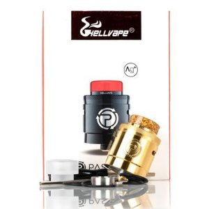 HellVape Passage RDA 24mm