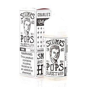 Charlie's Chalk Dust Pops Stumps