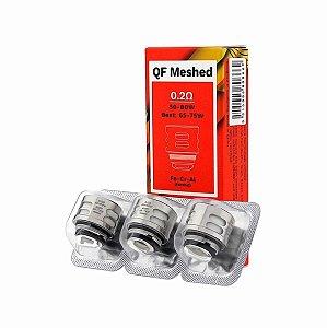 Vaporesso QF Meshed 0.20 ohms - CX com 3