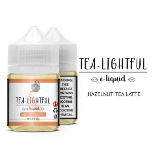 Tea Lightfull - Hazelnut Tea Latte