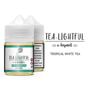 Tea Lightfull - Tropical White Tea