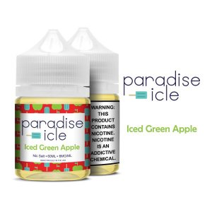 Paradise Icle - Iced Green Apple