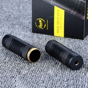 CoilART MAGE MECH V2.0 Stacked Edition Mechanical Mod - Preto