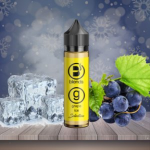 Blends - Grape Ice
