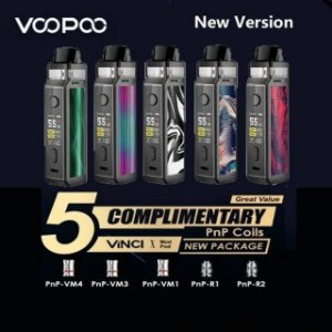 Pod System - Voopoo - Vinci X 70W LIMITED EDITION