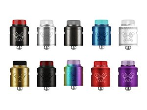 Hellvape Dead Rabbit V2 - RDA - 24mm