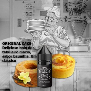 Juice - Grandma's Bakery - Original Cake
