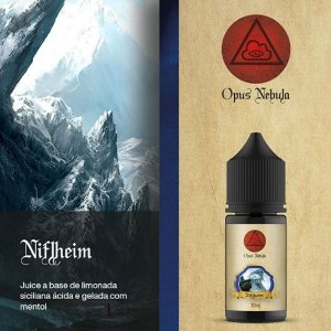 Juice - Opus Nebula - Nilfheim