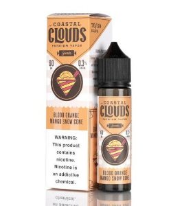 Juice - Coastal Clouds Blood Orange Mango Snowcone