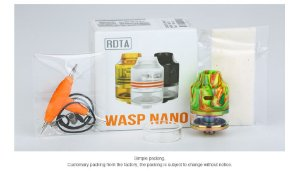 Oumier Wasp Nano 23mm RDTA